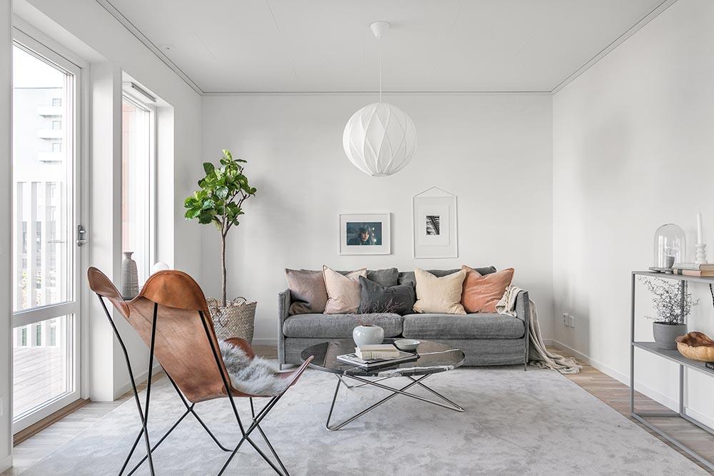 BRF Solsidan Vardagsrum - Uppsala