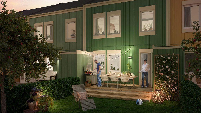 BRF Blå Parken Terass - Upplands Väsby