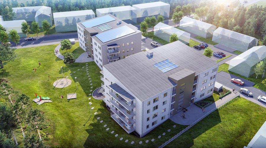 BRF Berget - Alsike, Knivsta